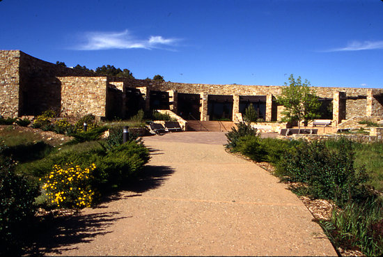 ‪The Anasazi Heritage Center‬