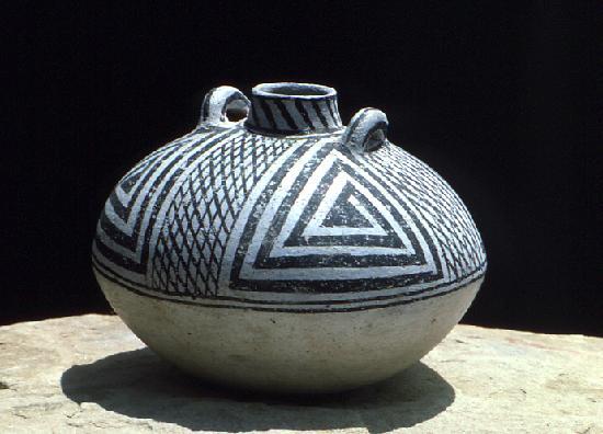 The Anasazi Heritage Center: 13th century pottery