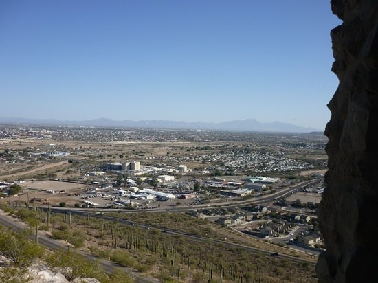 Photo of Historic Site A Mountain (Sentinel Peak) at Congress St. On Sentinel Peak Rd., Tucson, AZ 85745, United States