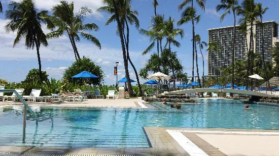 Hale Koa Hotel: Hale Koa Pool
