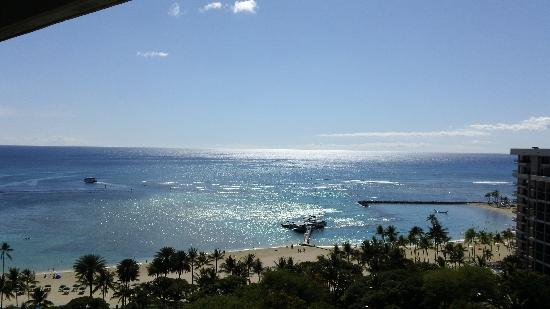 Hale Koa Hotel: Room View