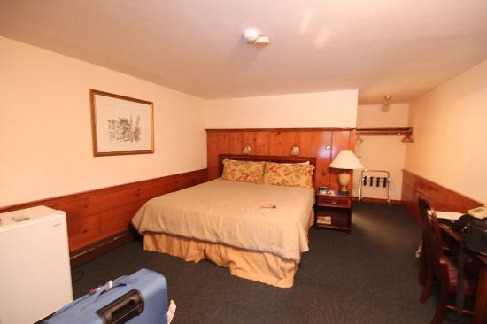 Knights Inn Boston/Danvers: Habitacion