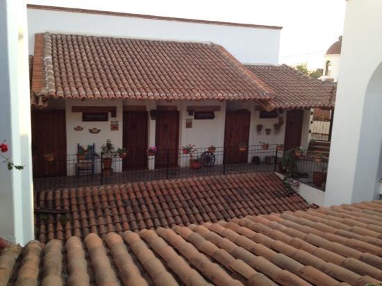 Hotel La Casona : bonito lugar tápalpa