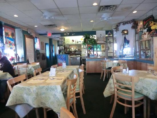 Brigantine, NJ: pirates den inside