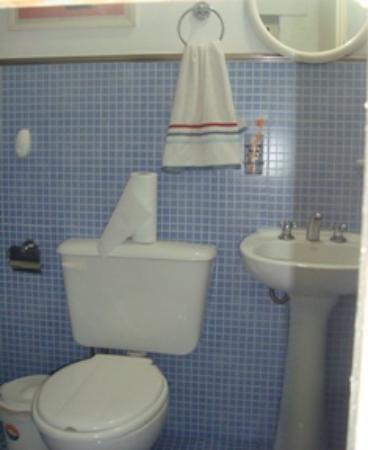 Molles del Portezuelo: Toilette