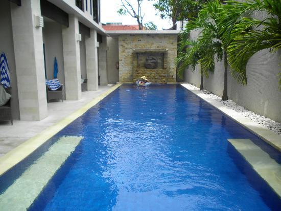 Segara Villas: The Pool