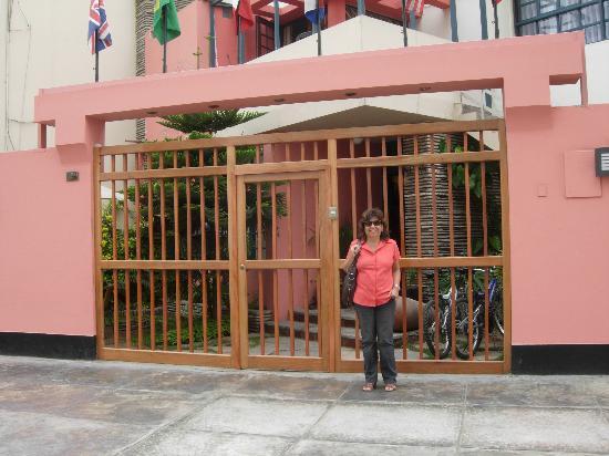 Casa Bella Miraflores: El hotel