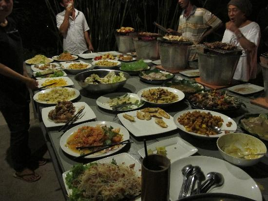 Freedomland Phu Quoc Resort: Ask Peter about his BBQ's. And then don't eat lunch.