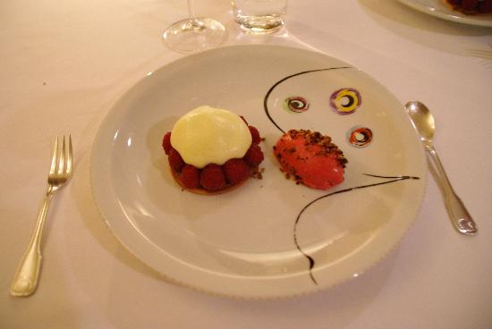Butterfly: course no. 6 - delicous!