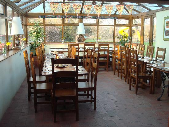 The Yew Tree Inn Chalvington: The Yew Tree Chalvington - Conservatory