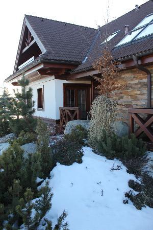 Vila Grand: Our Porch
