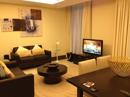 Kempinski Residences & Suites, Doha: room 1