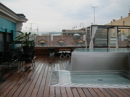Five Seas Hotel Cannes : pool