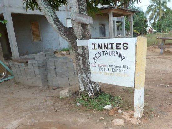 Innie's Restaurant: Innes