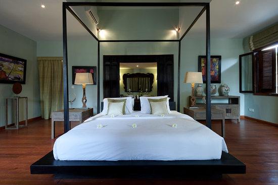 The SAMAR Villa & Spa Resort: room samar villa