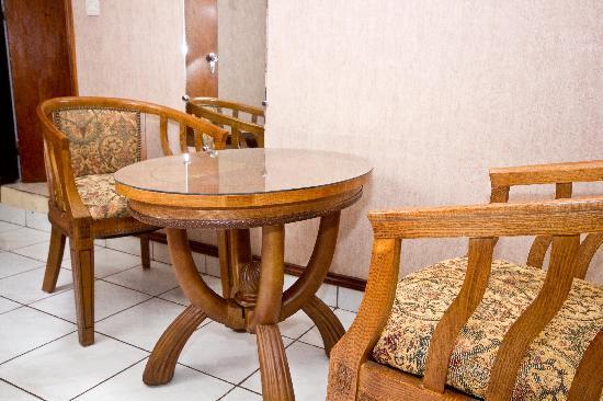 Anjary Hotel : Salon