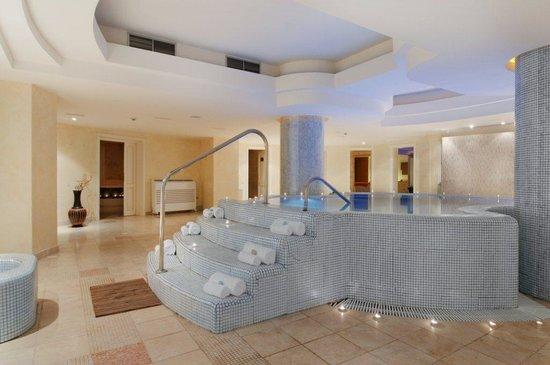 Spa at Hilton Sibiu