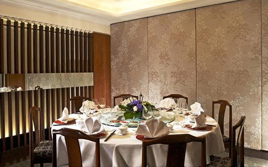 Min Jiang Goodwood Park Hotel : Min Jiang Private Room