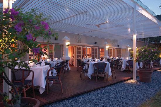 Min Jiang Goodwood Park Hotel : Min Pavilion