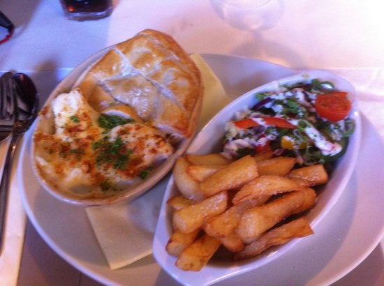 The Farmers Boy Pub and Restaurant: The perfect dinner