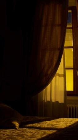 B&B Residenza della Signoria: Visione serale della camera