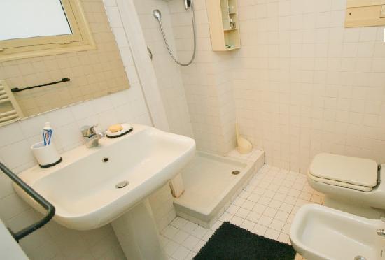Rome Quiet Home: Navona - bathroom