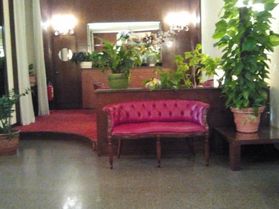 Hotel Bled: reception