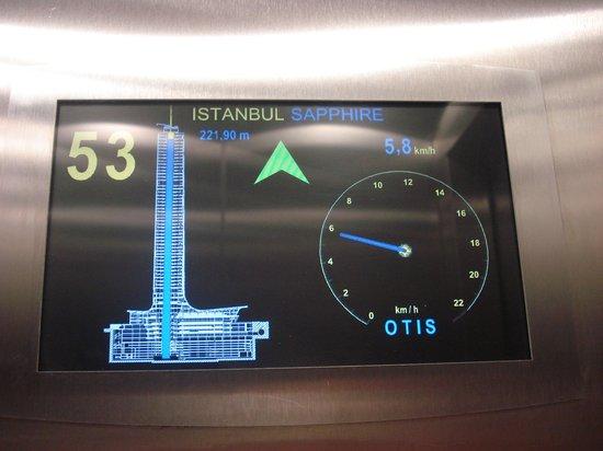 土耳其伊斯坦堡莎菲尔大楼