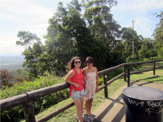 Tamborine Mountain Tours: The Valley Lookout