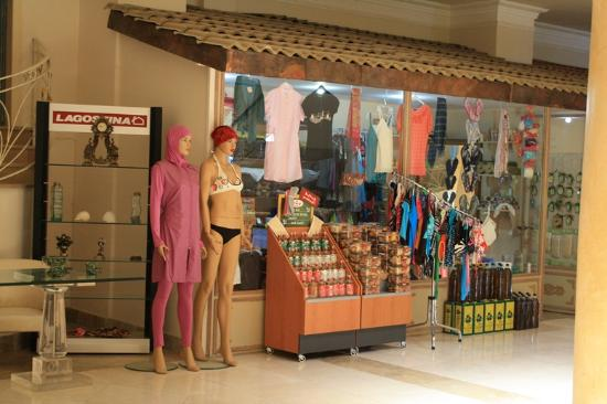 Gure Saruhan Thermal Hotel: the shop