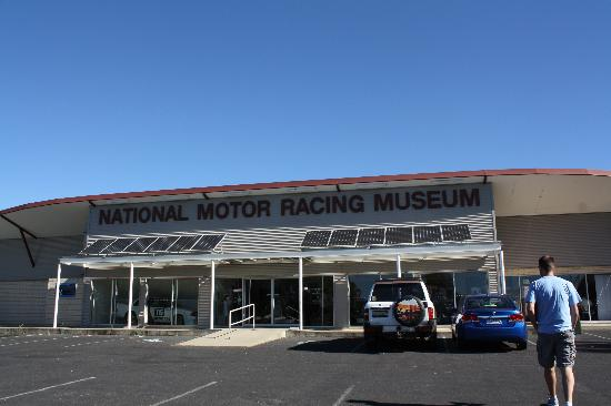 National Motor Racing Museum: Outside View