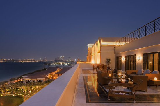Jumeirah Zabeel Saray : Grand Imperial Suite Terrace