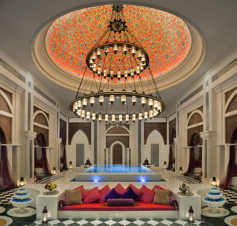 Jumeirah Zabeel Saray : Talise Ottoman Spa