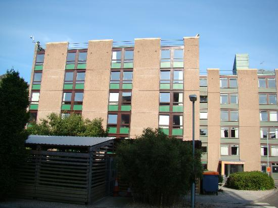 Pollock Halls - Edinburgh First: Block of rooms