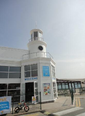Golden Sands Holiday Park Rhyl: Our Lighthouse Entertainment Complex