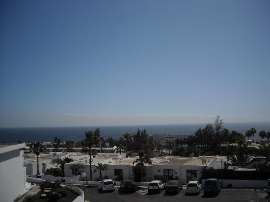 Las Vistas : view from our apartment