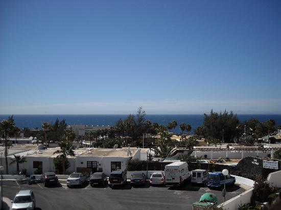 Las Vistas : view for apartment