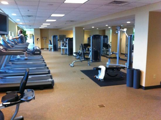 Sugar Land Marriott Town Square: Gym