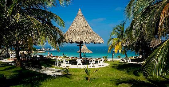 Isla Mucura, Colombie : PLAYA PUNTA FARO