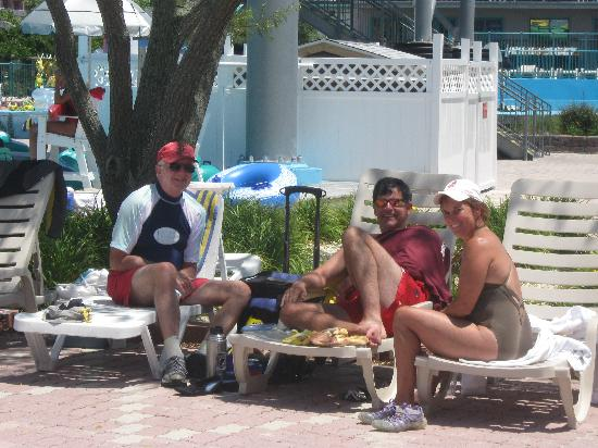 Jolly Roger Amusement Park: The Regulars