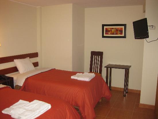 Casa Villa Arequipa: Twin
