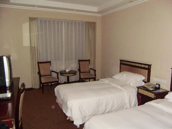Shanghai Hotel: 部屋