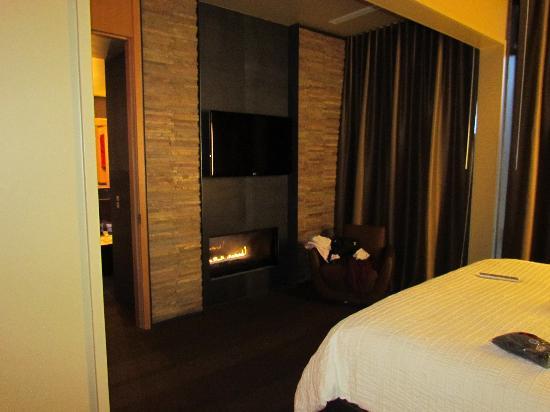 Coeur D'Alene Casino Resort Hotel: Bedroom