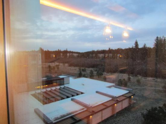Coeur D'Alene Casino Resort Hotel: View