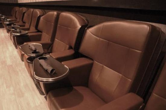 Cinebistro at Stony Point Fashion Park : Seats