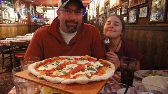 Buca di Beppo: awesome pizza