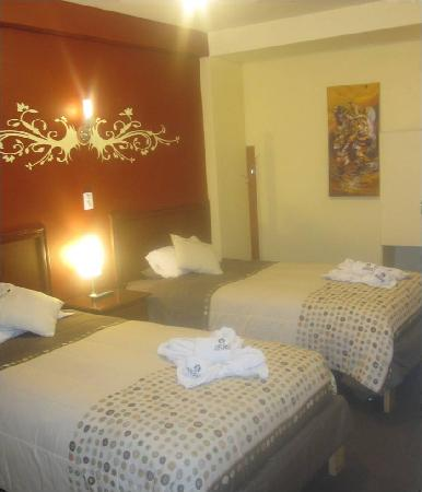 Andean South Inn: Twin Room Standar