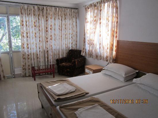TTDC Hotel Tamilnadu Kodaikanal : view of the room