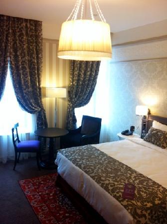 Mercure Arbat Moscow: Room