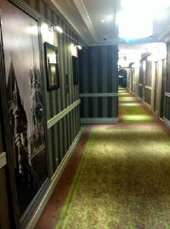 Mercure Arbat Moscow: floor
